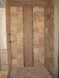Bathroom Great Natural Stone Patterns Shower Tile Ideas With Wall