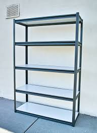 Powder Coating Rack ZBeam Rack Depot 100 Shelves 100kgLevelShelvingBoltlessEnamel 60