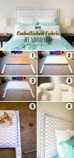 Easy Headboard Ideas Best 25 Diy Headboards Ideas On Pinterest Headboards  Creative Bedroom