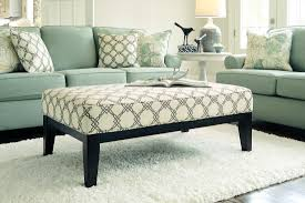 Kylee Lagoon Living Room Set Daystar Oversized Accent Ottoman From Ashley 2820008 Coleman