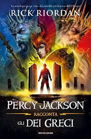 Percy Jackson racconta gli dei greci: Amazon.it: Riordan, Rick, Grassi, L.:  Libri