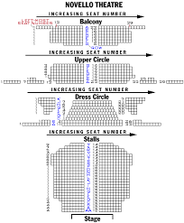 Novello Theatre Seating Chart Mamma Mia Tickets Show Info For Mamma Mia In London