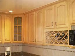 White Glazed Kitchen Cupboard Door Designs White Bench Storage