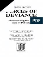 Forces of Deviance | Deviance (Sociology) | Norm (Social)