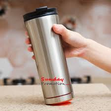 are bpa free and fda pliant these custom metal travel tumblerugs are having double wall construction which will hold hot and cold