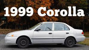 Lovely 1999 Toyota Corolla | Best Cars Collections