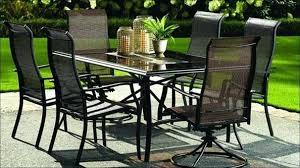 patio set patio table set clearance 7 piece home depot furniture large size patio patio set
