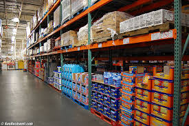 the largest membership warehouse club chain in the world based on s volume is costco whole corporation costco s is the fourth biggest general