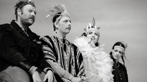 the dakota family a strange like creature roams around grandpa dakota the patriarch knows it s time to call on the members of his tribe