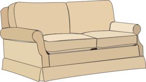 sofa clipart. sofa clip art clipart