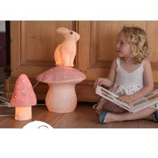 Egmont Heico Small Mushroom Led Lamp Pink My Sweet Muffin