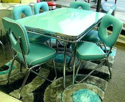 retro kitchen table and chairs set s dinette sets ottawa retro kitchen table and chairs