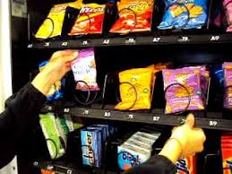 Vending Machine Filler Delectable Refilling The Vending Machineavi YouTube