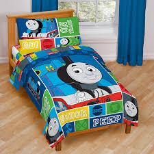 thomas train toddler bed sheet