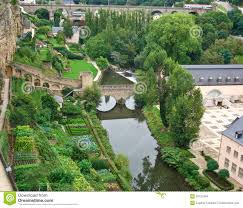 Kitchen Gardens The Kitchen Gardens In Luxembourg Stock Images Image 30121834