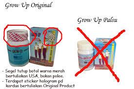 Pesan Antar - Obat Peninggi Badan Grow Up Di Tangerang