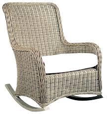 outdoor wicker rocker stylish wicker ker chair with king outdoor chairs black st outdoor wicker ker