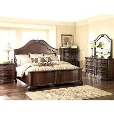Furniture Mart Bedroom Sets 4 Piece King Bedroom Set In Weathered ...
