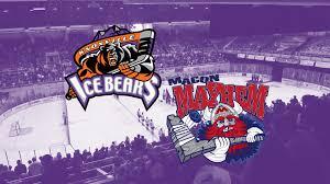 Knoxville Ice Bears Vs Macon Mayhem