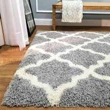 gray and white rugs burns trellis contemporary gray white area rug grey and white chevron gray and white rugs