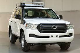 Toyota Land Cruiser 200 GX | CPS Africa
