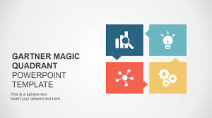 Powerpoint Template Research Gartner Magic Quadrant Powerpoint Template