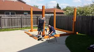 Image result for how to be a licensed pergola contractors