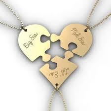 sisters necklace friend necklaces