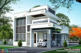 1800 sq ft floor 3 bedroom home with floor plan kerala for 3 bedroom house plans