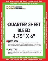printing text flyer print bleed templates dolap magnetband co
