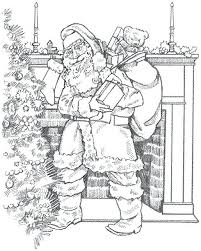 Adult Christmas Coloring Pages Printable Christmas Coloring Pages