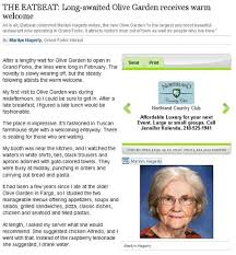 olive garden reviewer marilyn hagerty doesn t have time for your scorn updated