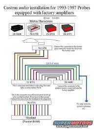 1993 ford ranger stereo wiring diagram 1997 Ford Ranger Stereo Wiring Diagram 1996 ford explorer speaker wire diagram mazsda com 1997 ford ranger radio wire diagram
