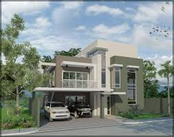 Small Picture Modern Bungalow House Designs Philippines Modern Zen House Design