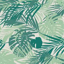 Bladeren Behang Groen 96 X 280 Cm Klein En Stoer