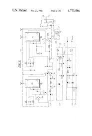 patent us4773586 blower control circuit for a furnace google camstat products at Camstat Wiring Diagram