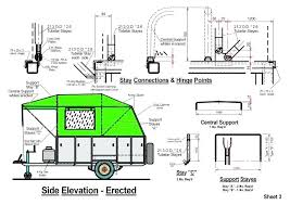 diy travel trailer plans homemade camper van plans camper trailer plans homemade camper trailer wiring diagram diy camper trailer designs