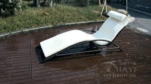 Chair Covers Tar Modern Resin Wicker Chaise Lounge Cane Beach