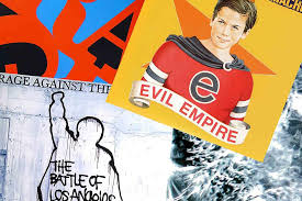 The Edge Cd Song List Rage Against The Machine Albums Ranked In Order Of Awesomeness
