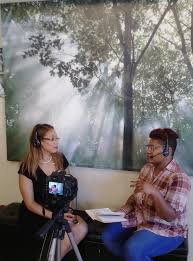 Interview of Rajaa Belle on an episode of The Millennial Show - Rajaa Belle