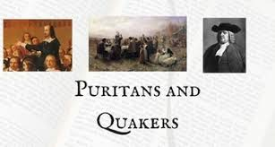 Puritans And Quakers Venn Diagram Puritans And Quakers Powerpoint