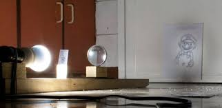 picture of image projector