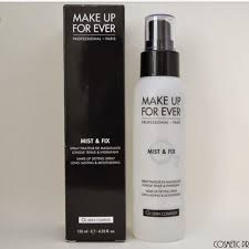photo photo makeup forever mist and setting spray