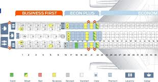 United 767 Seating Chart Inspirational Boeing 767 300 Seat Map Seat Inspiration