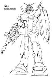Gundam Da Colorare Fredrotgans