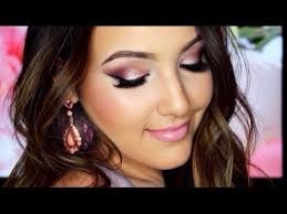 romantic valentine s day makeup tutorial