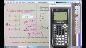 bunch ideas of endearing algebra calculator answers with algebra 1 staar eoc all in algebra