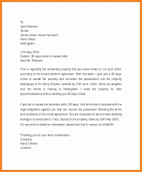 Move Out Notice Template Lovely 12 30 Day Notice To Move Out