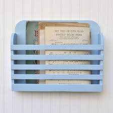 Blue Magazine Holder Amazing Best Magazine File Holders Products On Wanelo