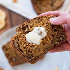 how to make healthy banana nut bread